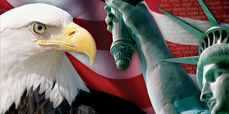 america eagle prophecy