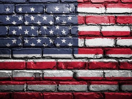flag brick