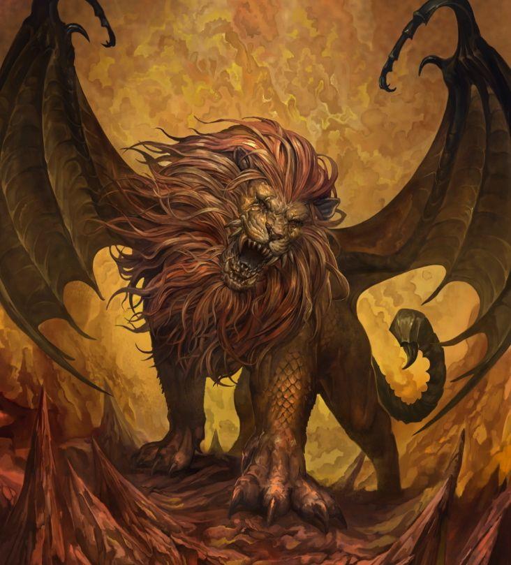 lion dragon 2